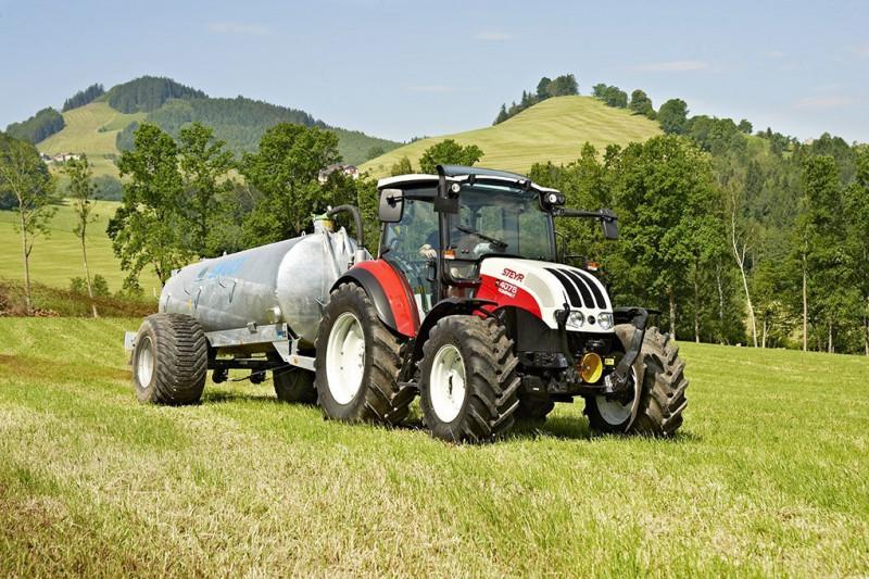 Tractor STEYR 4095 KOMPAKT