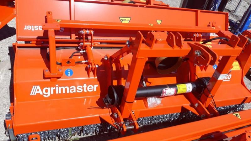 Tocator forestier model AF 260 - Agrimaster