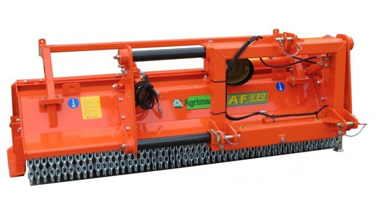 Tocator forestier model AF 230 - Agrimaster