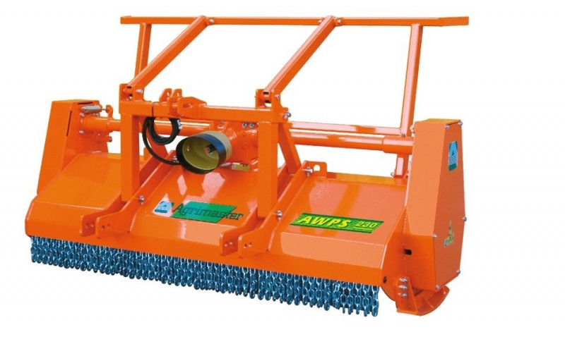 Tocator forestier model AWPS 230 – Agrimaster