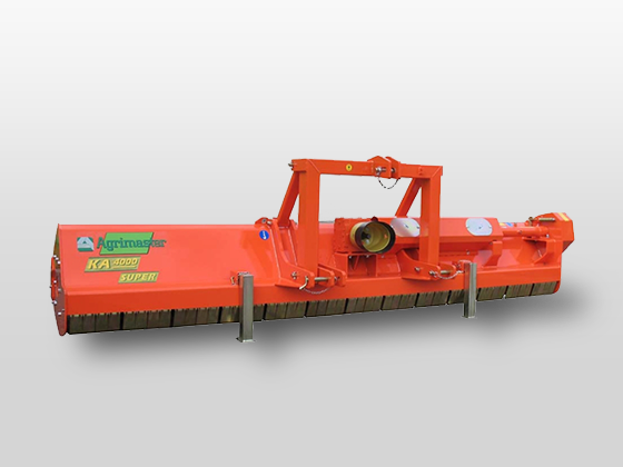 Tocator model KA 4000 SUPER - Agrimaster
