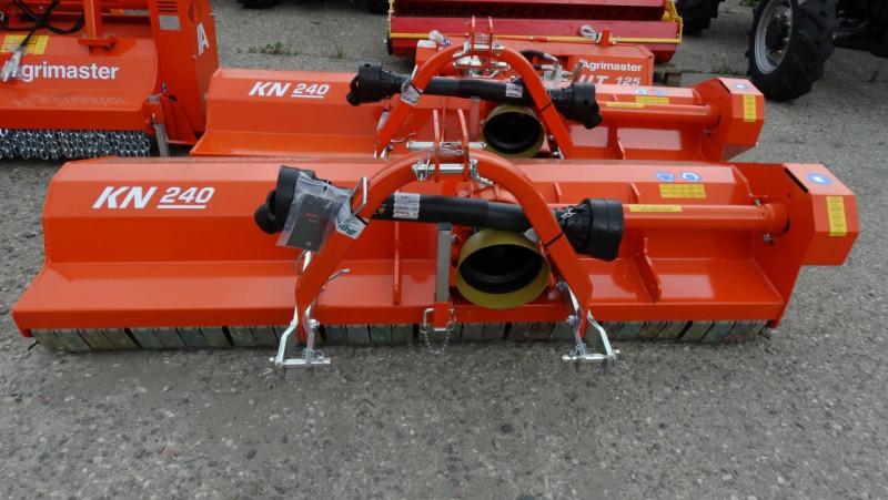 Tocator model KN 240 - Agrimaster