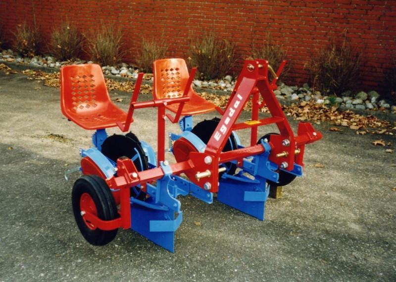 Masina de plantat - Egedal