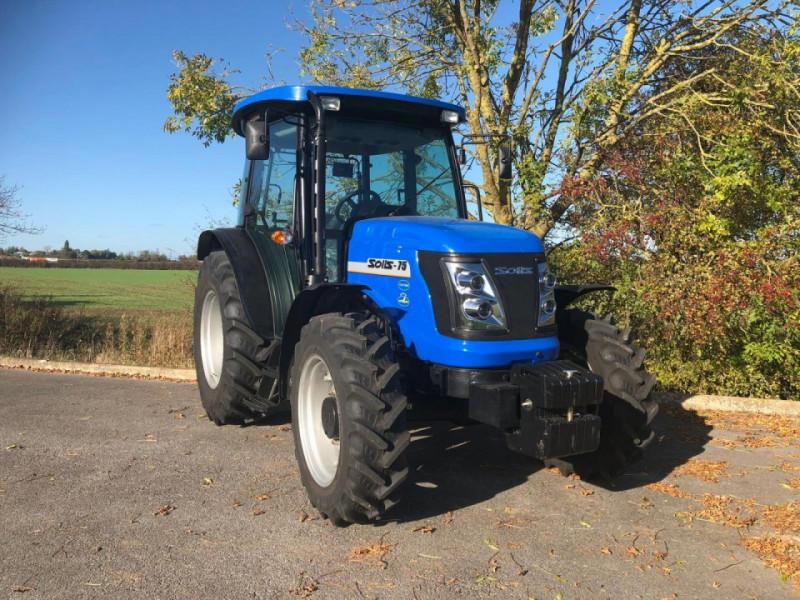Tractor SOLIS 75 CP CRDI