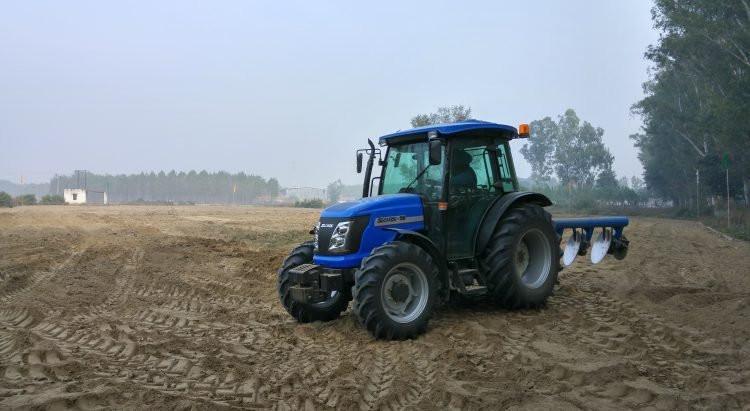 Tractor SOLIS 90 CP CRDI