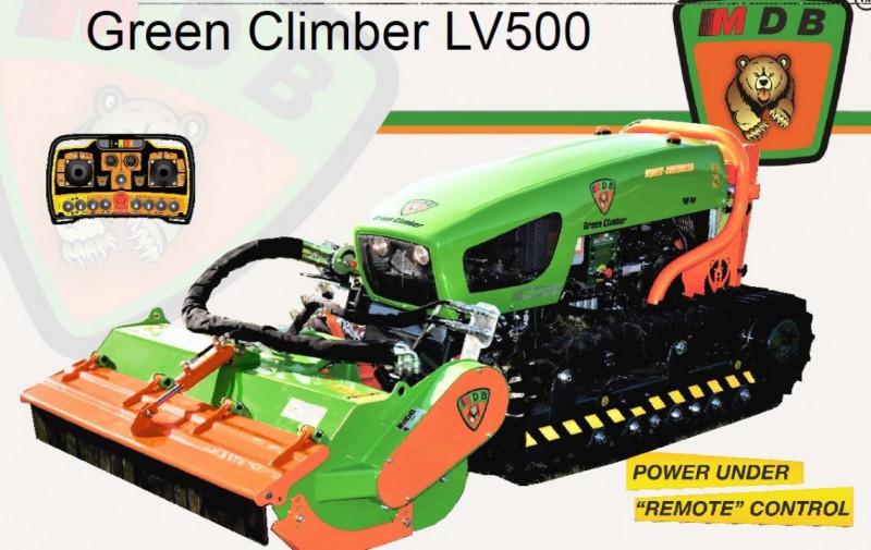 Echipament senilat Green Climber LV 500